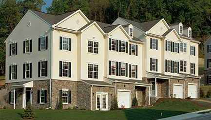 Woodcrest Hills new homes in York, Pennsylvania