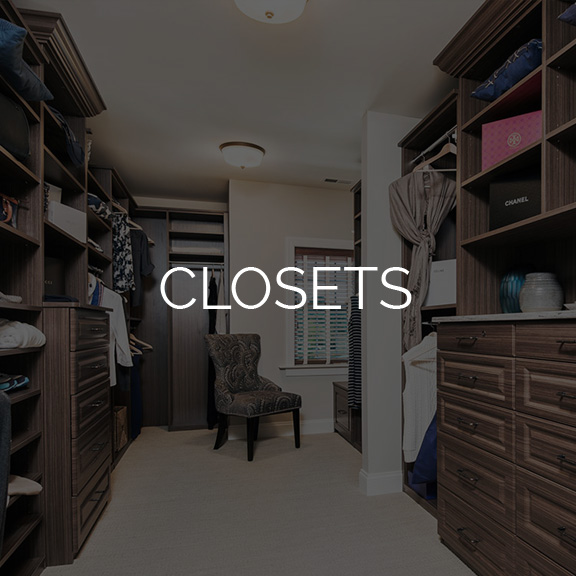 Judd Builders Design Studio Closets