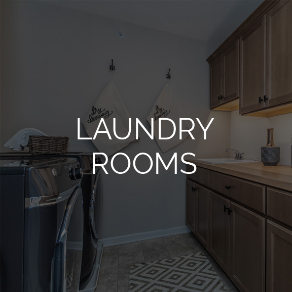 Judd Builders Design Studio Laundry Rooms