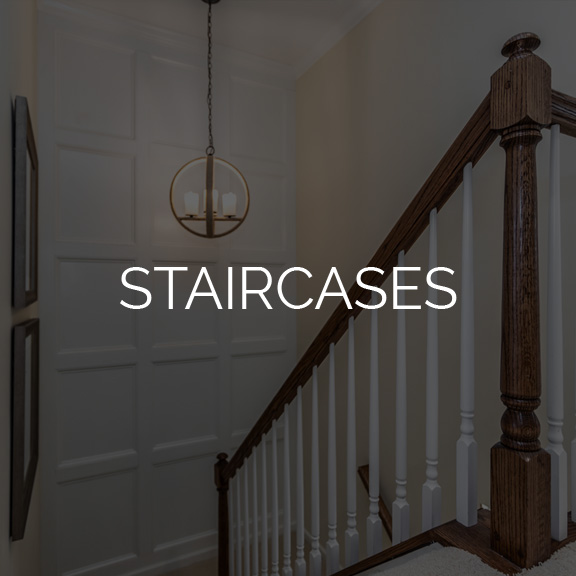 Judd Builders Design Studio Staircases