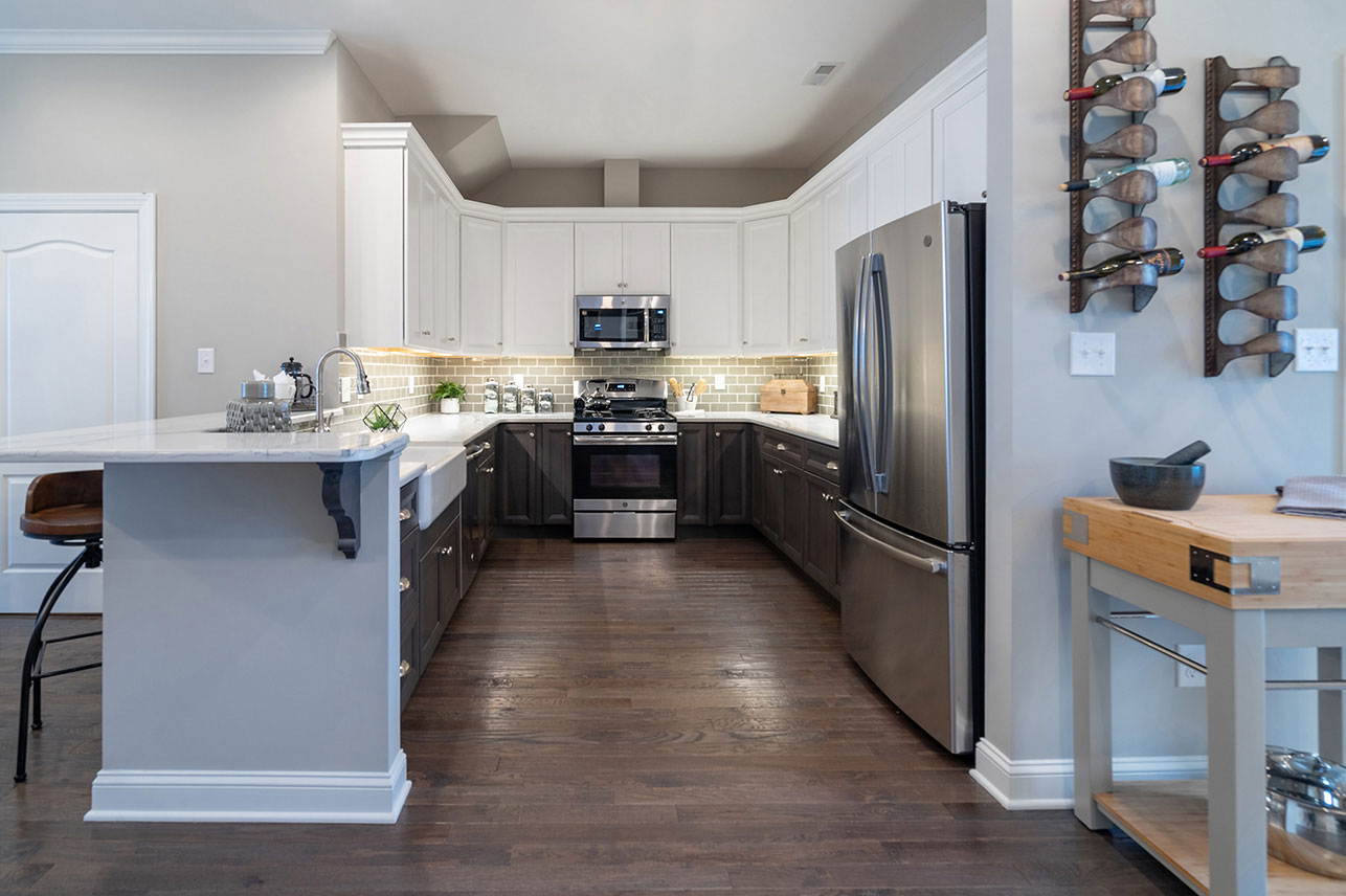 home for sale in South Philadelphia kitchen