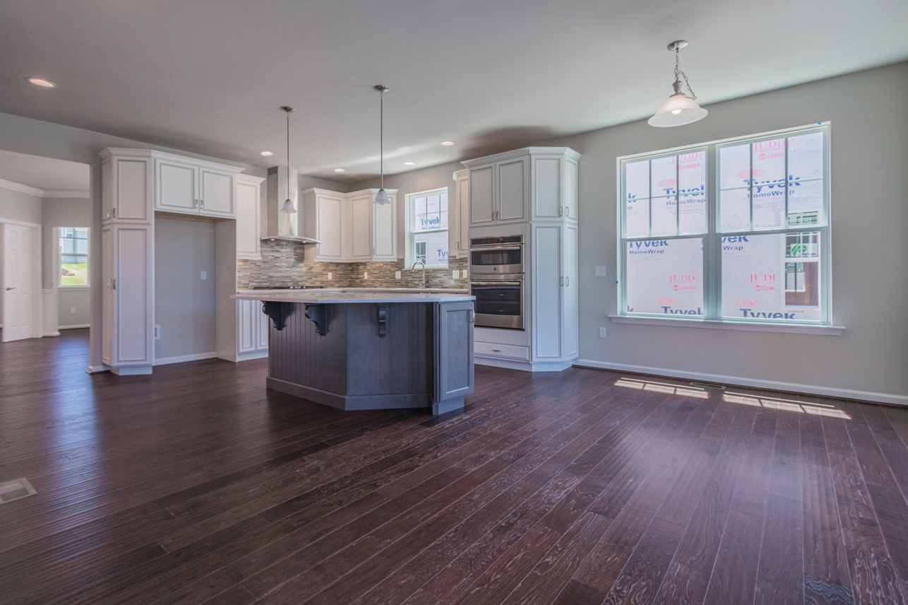 wide view of kitchen in a Oley, PA house for sale