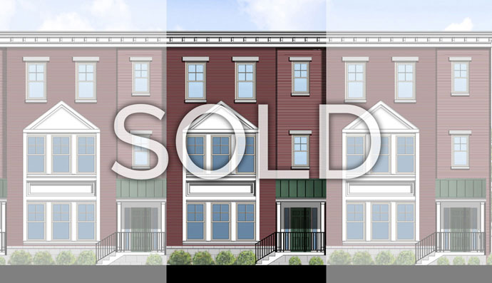 New Homes For Sale In South Philadelphia Siena Place