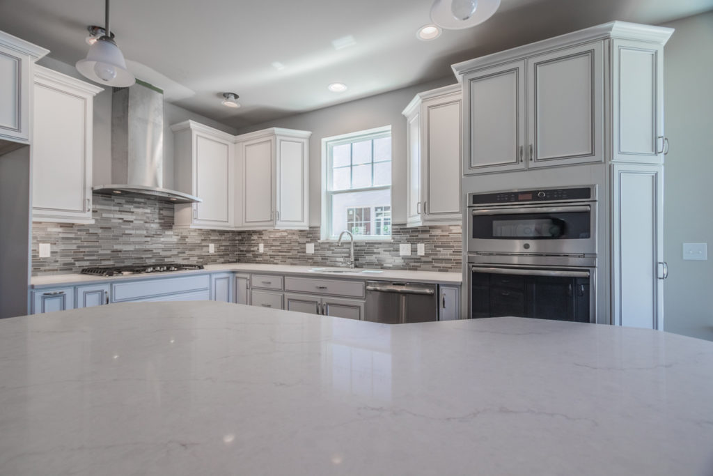 Gourmet Kitchen with Luxury Appliances at Meadow View Farms