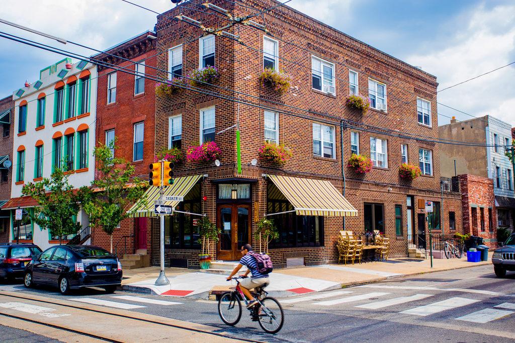 Restaurant Week in the East Passyunk neighborhood of Philadelphia