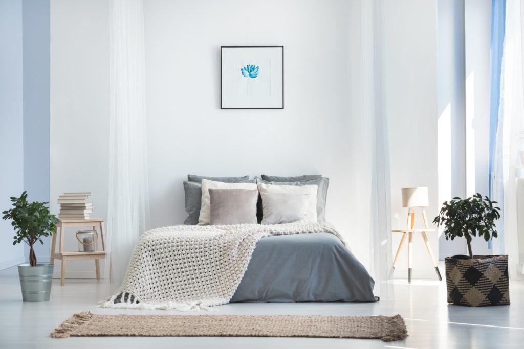 Relaxing Bedroom Interior